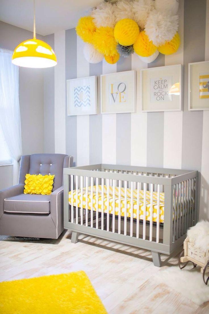 baby room decoration pinspiration - 125 chic-unique baby nursery designs - style estate MUNKMGR