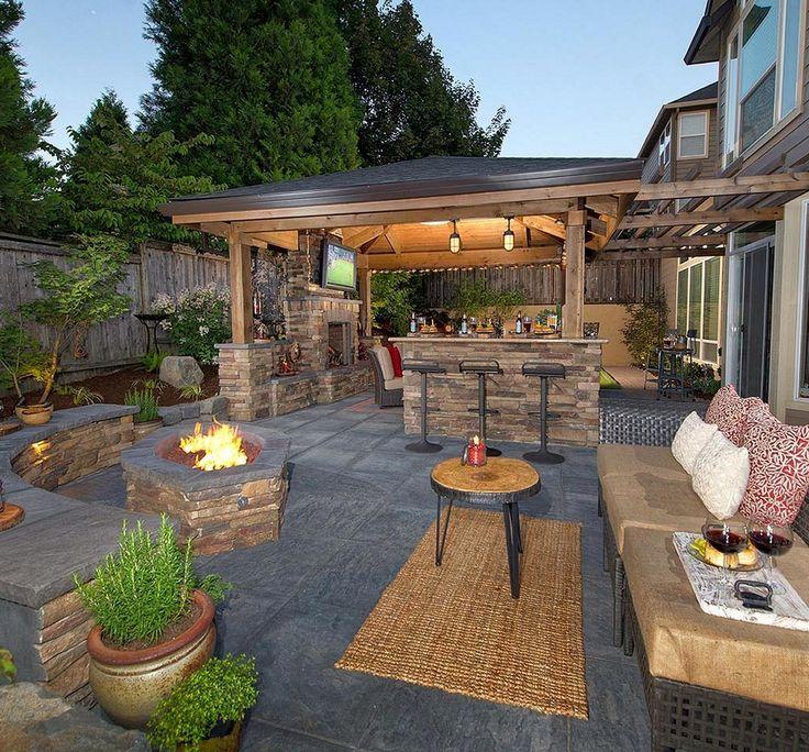 Choosing elegant backyard ideas