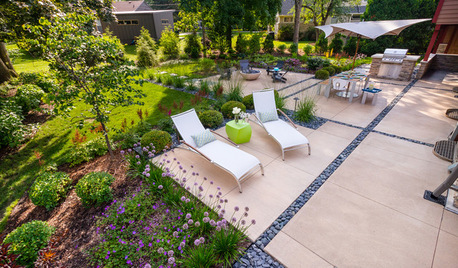 backyard ideas landscape design GZVMPFO
