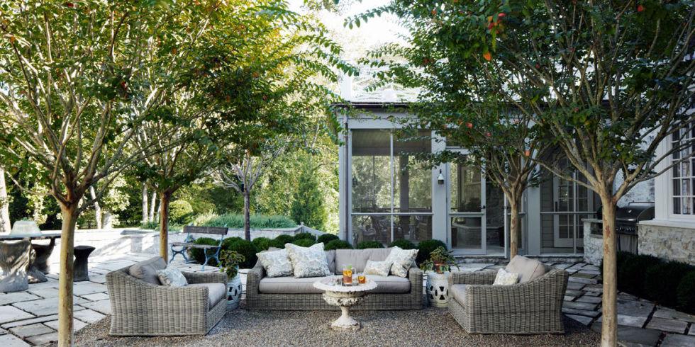 backyard ideas urn coffee table UUNBPSQ