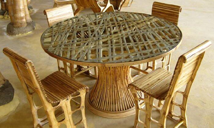 Guide for buying bamboo furniture