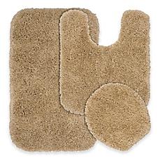 bath rugs image of serendipity 3-piece nylon bath rug set ZAUAOZL