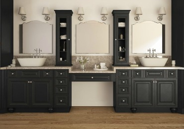 bathroom cabinets bathroom vanities order sample doors. save time ready to install  semi-custom hassle ZXGGYFO