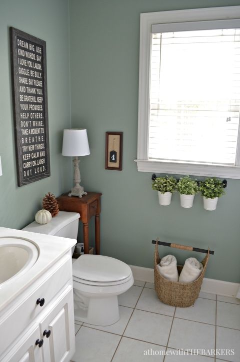 bathroom color holiday ready room refresh. bathroom paint colorsbehr ... ANNEUGF