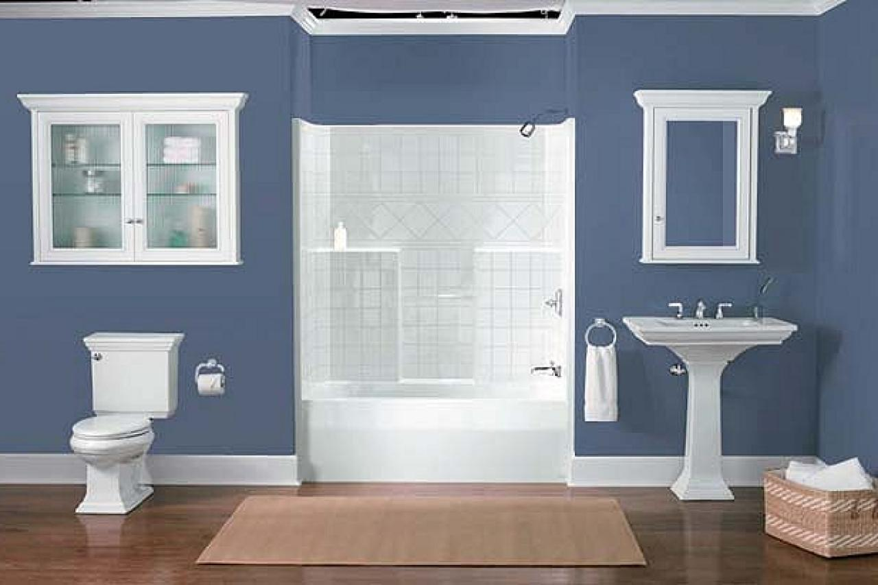 Choosing a bathroom color