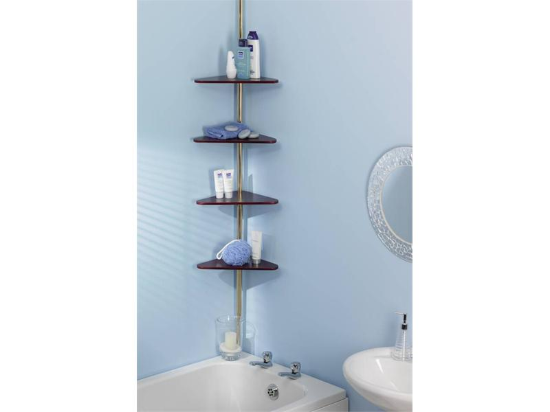 bathroom corner shelves best ... SPEVPDI