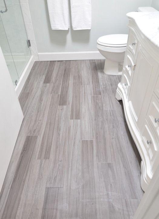 bathroom flooring ideas allure trafficmaster - grey maple - vinyl plank floor. option for craft MADSVQS
