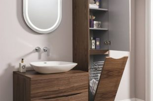 bathroom furniture glide ii american walnut | bauhaus bathrooms - furniture, suites, basins - RDLJVXA