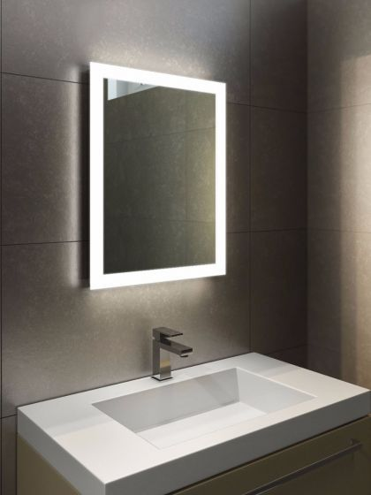 bathroom mirror lights halo tall led light bathroom mirror 1416 EDWWDLO