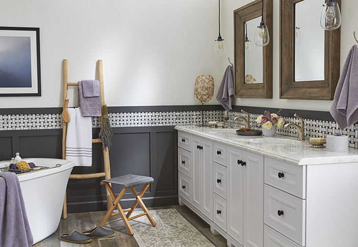 bathroom remodel ideas designer bathroom makeover in relaxed traditional style YCCRIVF