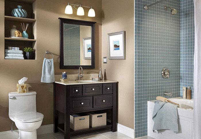 bathroom remodeling ideas casual elegance SSWZFJL