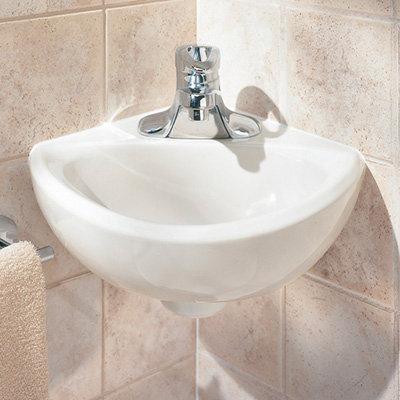 bathroom sink corner sinks WHPPIQZ