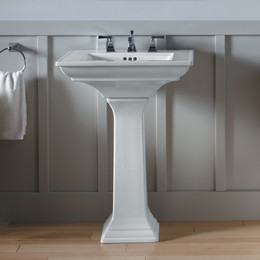 bathroom sink pedestal sinks GYUKPCN