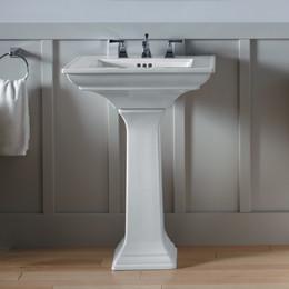 bathroom sink pedestal sinks PBANSHO
