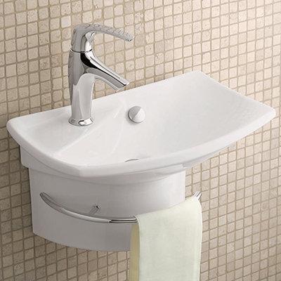 bathroom sink wall mounted sinks ZCFDIHV