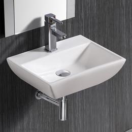 bathroom sink wall mounted sinks ZGDFNBS