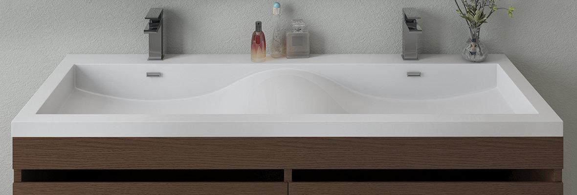 bathroom sink wash up in style TRIQQIL