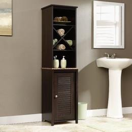 bathroom storage cabinets linen storage QJHNLMV