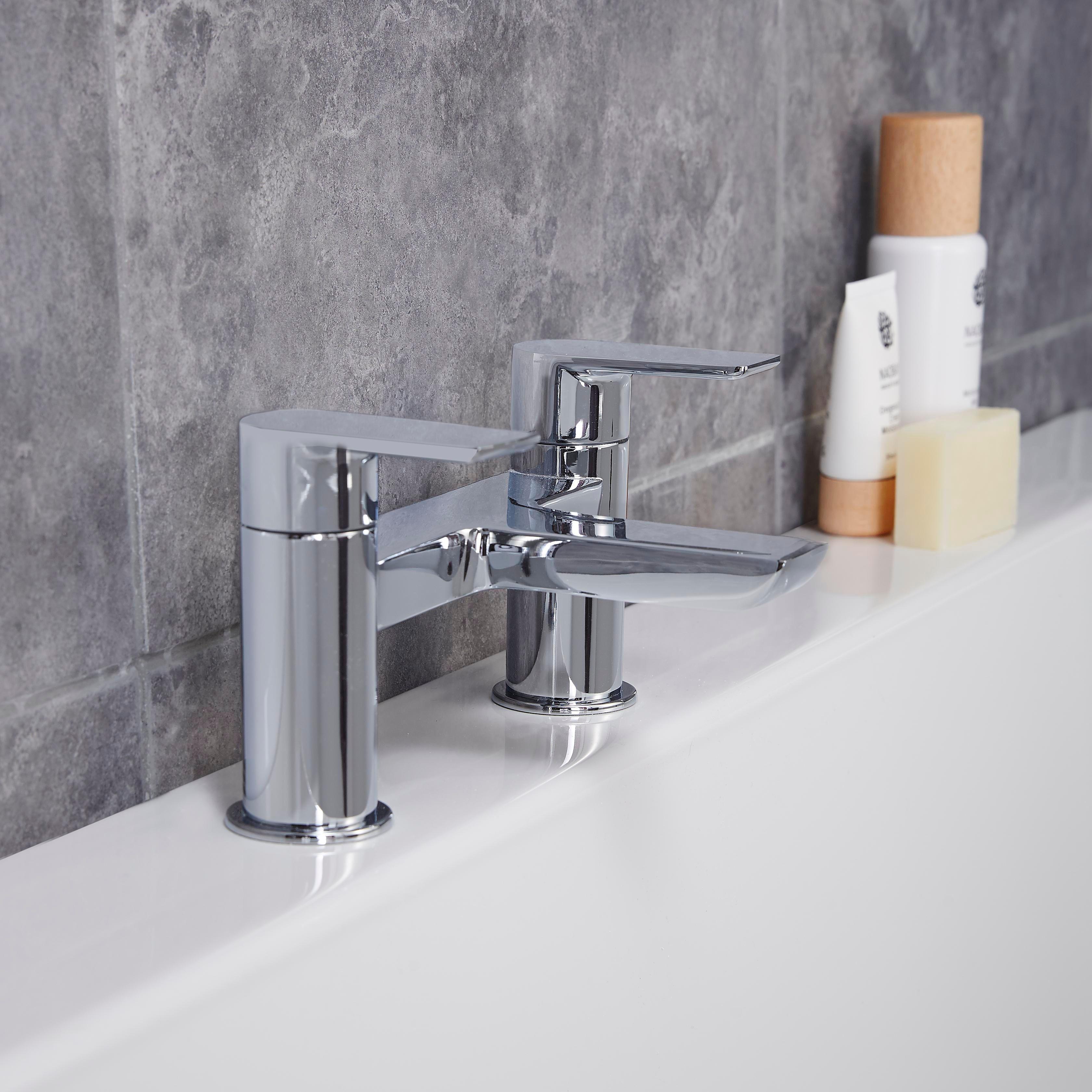 bathroom taps b-q bathroom tap sets VEUPRSU