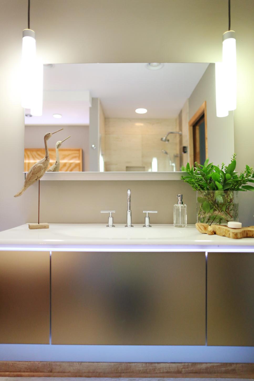 bathroom vanity ideas featured in amish renogades episode  WFDCXAJ