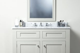 bathroom vanity units shaker style bathroom vanity unit: shaker bathroom vanity unit under sink  cabinet POVDAUU