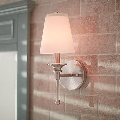 bathroom wall lights wall sconces AJSXHAK