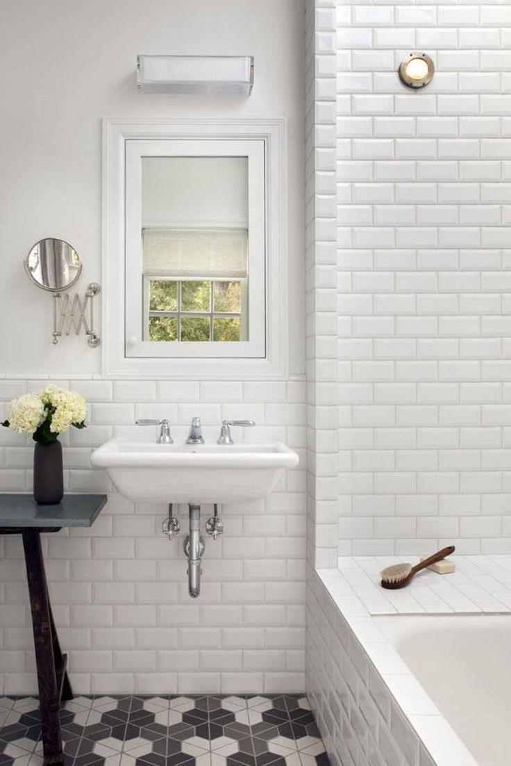 bathroom wall tiles 30 ideas on using hex tiles for bathroom floors ZQMPNXS
