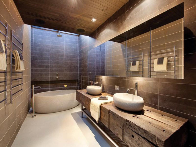 bathrooms designs 30 modern bathroom design ideas for your private heaven - freshome.com UZRFNIK