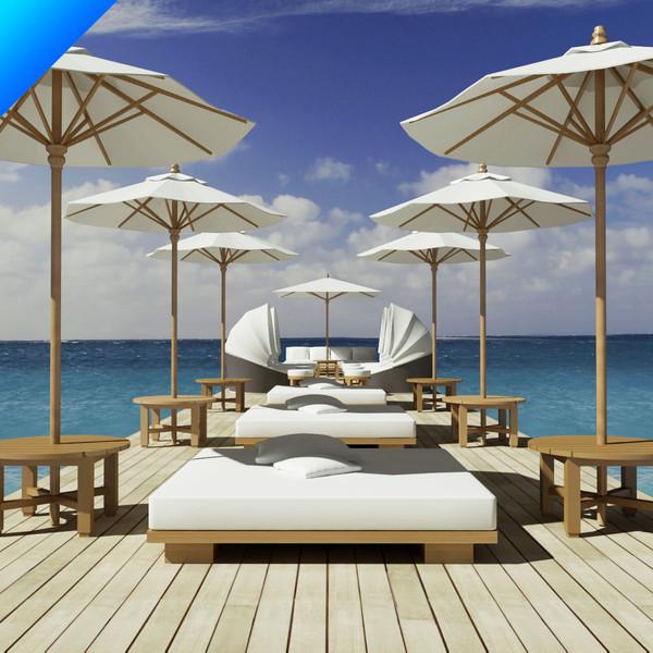 beach furniture LZHUPNV