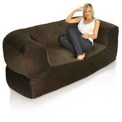 bean bag sofa corduroy bean bag couch ZFHFMRM