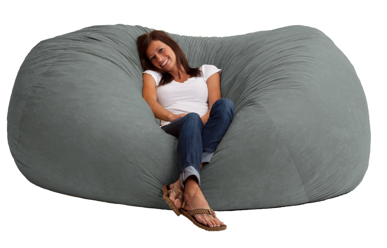 Look cool with bean bag sofas