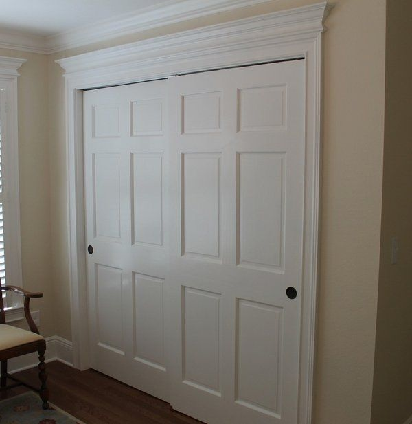 bedroom closet create a new look for your room with these closet door ideas ZSHQONZ