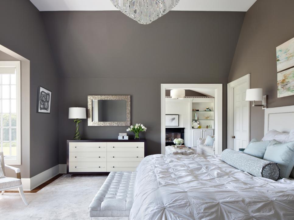 bedroom colors dreamy bedroom color palettes | hgtv LEYKLEN