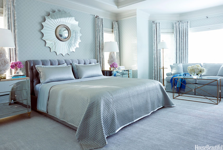 bedroom colour ideas 60 best bedroom colors - modern paint color ideas for bedrooms - house YBVUCRC
