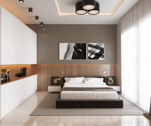 bedroom designs 4 luxury bedrooms with unique wall details NSIVSIP