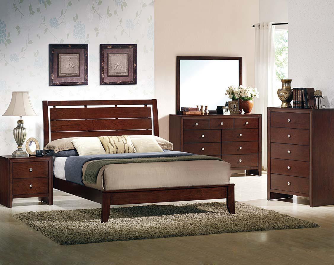 bedroom furniture sets evan bedroom set BAKEHSB
