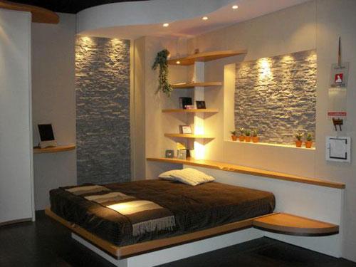 bedroom interior design bedroom-6 how to decorate a bedroom (50 design ideas) RFVFRYI