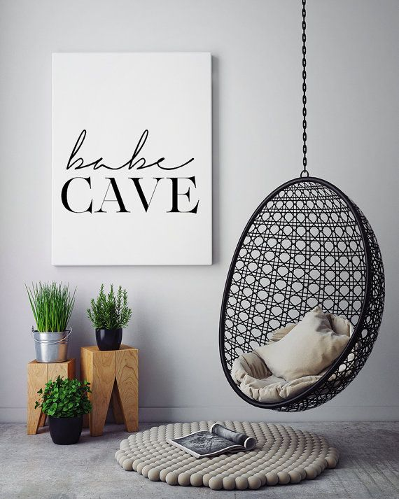 bedroom wall art babe cave wall art bedroom poster printable poster by pxlnest HWOSDWK