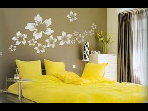 Bedroom wall decoration bedroom wall decor | wall decor ideas for bedroom | diy bedroom wall QRVUVPO