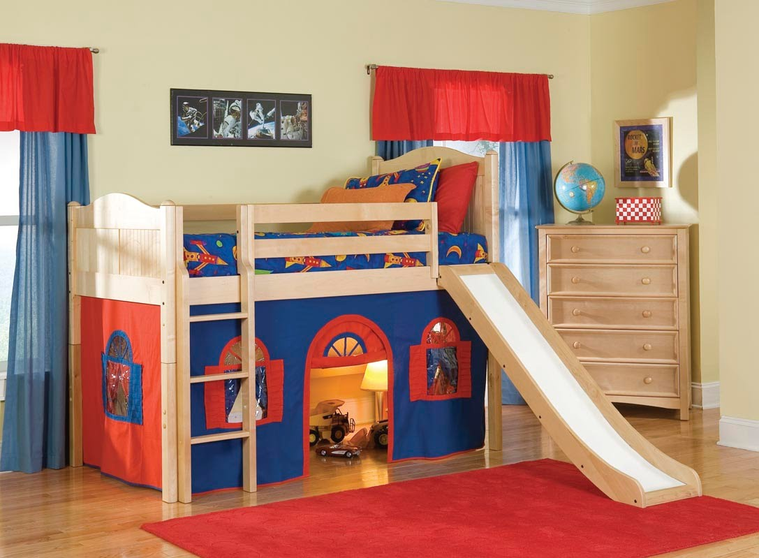 Safe and secure beds for kids