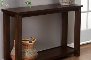 belham living bartlett console table - console tables at hayneedle IVMFTQI