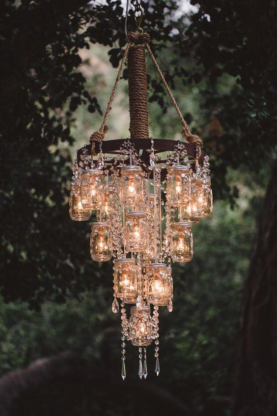 Genius and naver seen before diy chandelier ideas