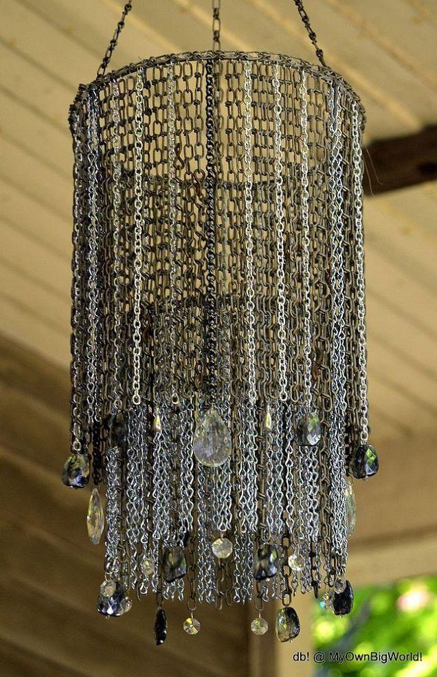 best 25+ diy chandelier ideas on pinterest WVTNNOV