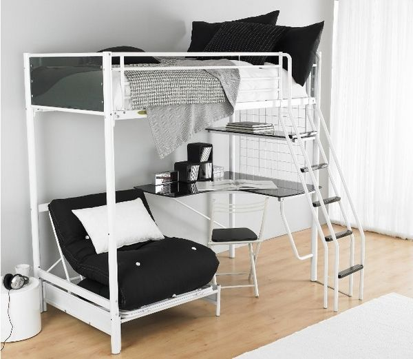 best 25+ loft bed desk ideas on pinterest BEBUWWY