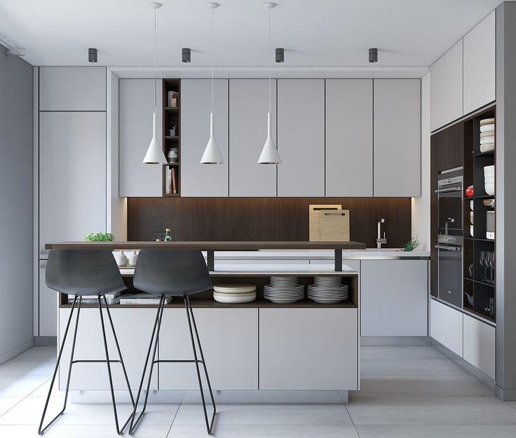 best 25+ modern kitchen design ideas on pinterest TXJXYPD