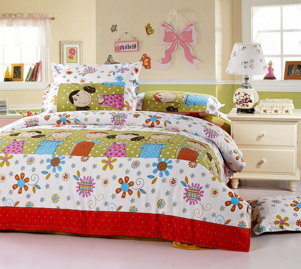 best childrens bedding for girls VGZYFPE