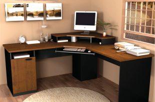 bestar hampton corner computer desk - walmart.com CKHZFNC
