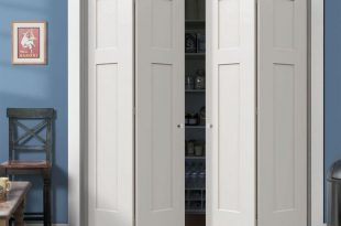 Bi fold closet door beautiful white wood closet with the right bifold closet doors sizes UULEEMB