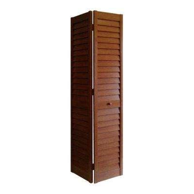 Bi fold closet door louver composite interior closet bi-fold door ZETKBLT