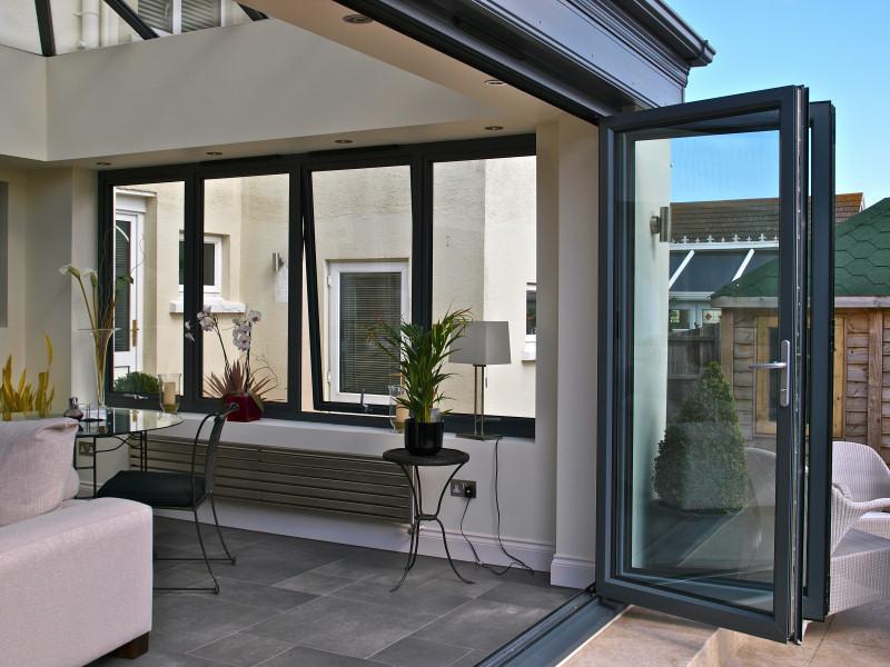 bi folding doors aluminium bi-folding doors | folding sliding doors | bifold doors |  duration KWURIFZ